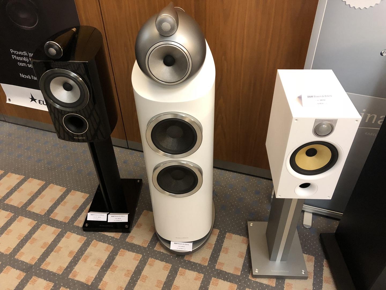 Na návštěvě Audio Video Show Praha 2018
