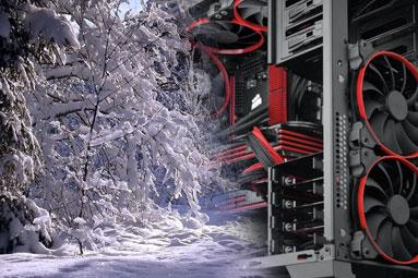 Doporučené PC sestavy pro hráče – zima 2015