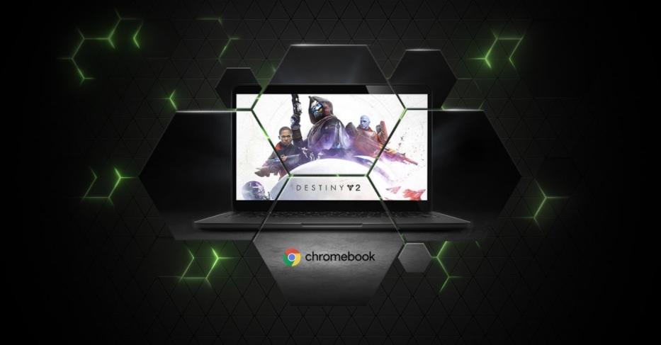 Nvidia přináší službu GeForce NOW na Chromebooky