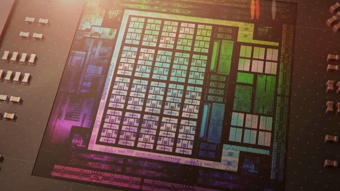 GPU AMD Navi 22