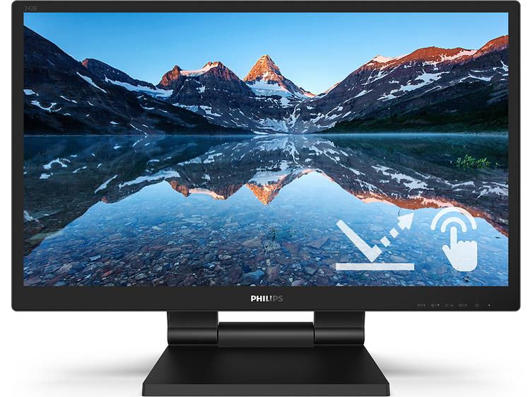 Philips rozšiřuje řadu B o nové interaktivní dotykové monitory