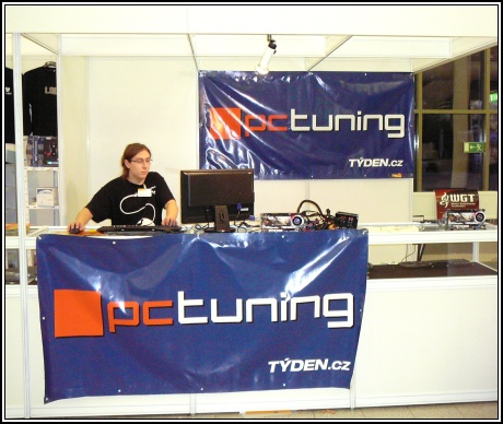 PCTuning na Invexu 2008 - foto reportáž