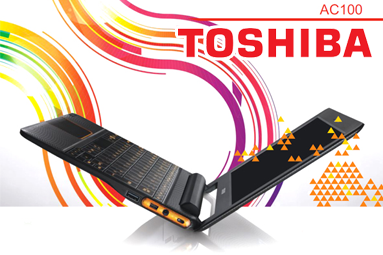 Toshiba AC100 – androidový netbook za fantastickou cenu