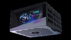 Gigabyte představuje svůj nejvýkonnější zdroj s LCD displejem