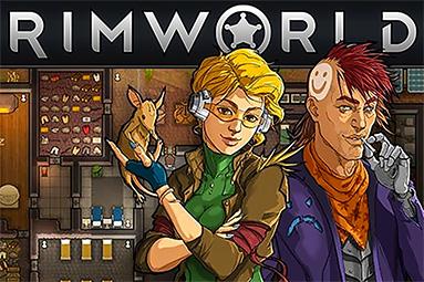 Rimworld – když hratelnost válcuje grafiku
