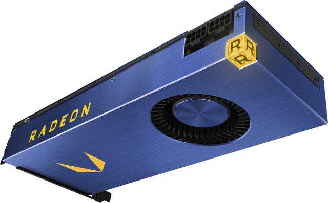 AMD Radeon Pro Vega Frontier Edition bude stát stejně jako Titan Xp