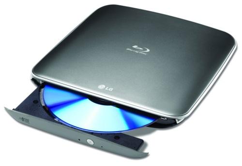 Nová přenosná Blu-ray vypalovačka od LG v Evropě