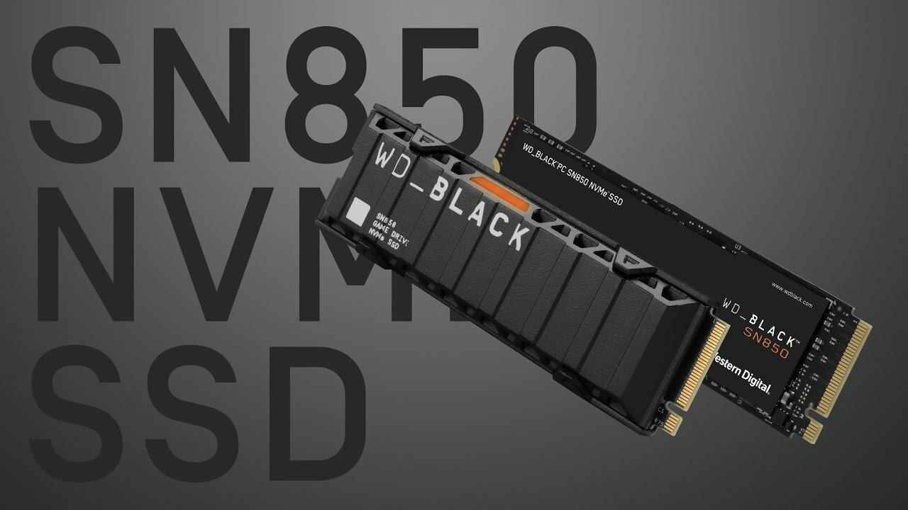 Western Digital opraví výkon SSD SN850 na deskách s čipsetem X570