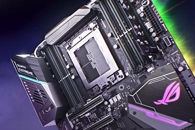 Asus X399 Zenith Extreme: Luxus pro AMD Threadripper