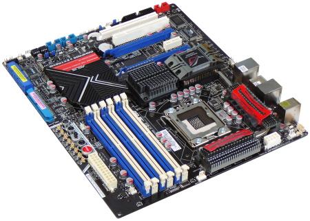 Intel DX58SO a zhodnocení desek pro Core i7