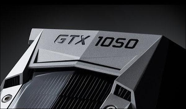 Nvidia GeForce GTX 1050 prý bude mít model Ti se 4 GB pamětí