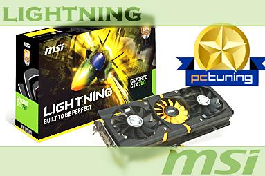MSI GeForce GTX 780 Lightning – kráska s výkonem Titanu