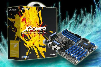 MSI Big Bang XPower - Velký třesk v high endu motherboardů