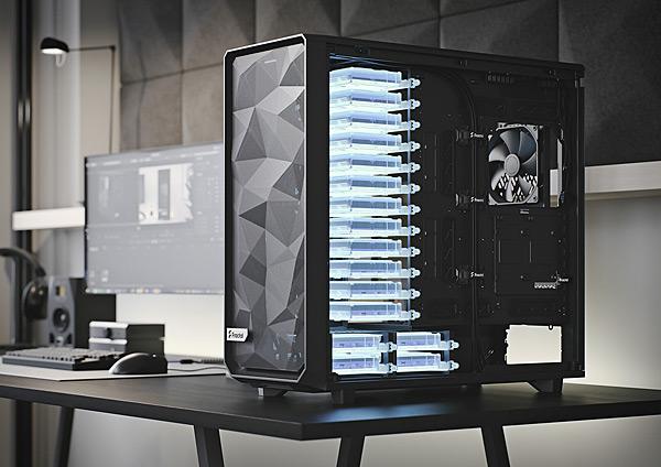 Počítačová skříň Fractal Design Meshify 2 XL