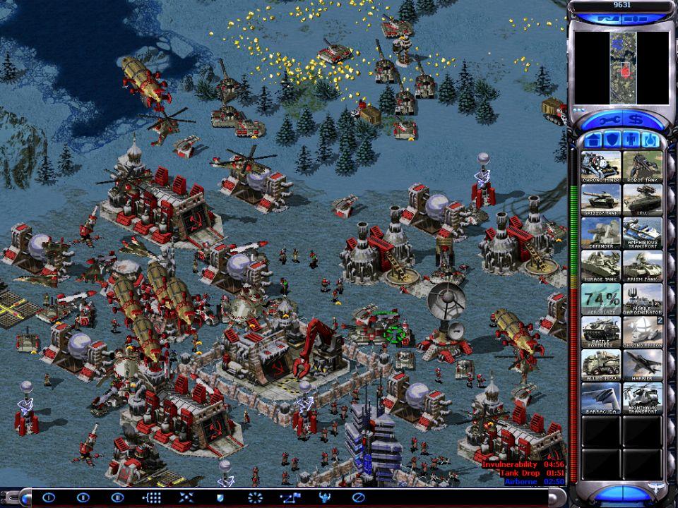 Výbornou strategii Command & Conquer: Red Alert 2 nyní můžete mít zdarma