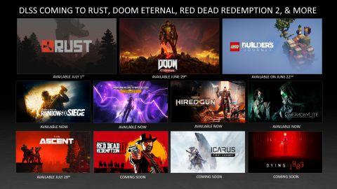 DLSS rozšiřuje podporu o Unreal Engine 5 a několik AAA her
