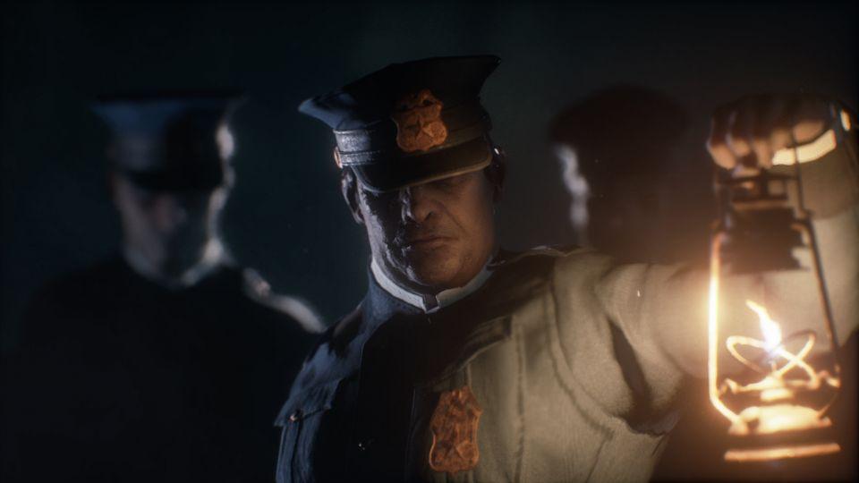 Tento policista je váš přítel a jedna z ústředních postav vašeho začínajícího šílenství...