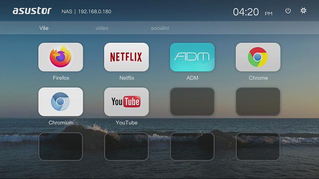 Pohled na HDMI výstup