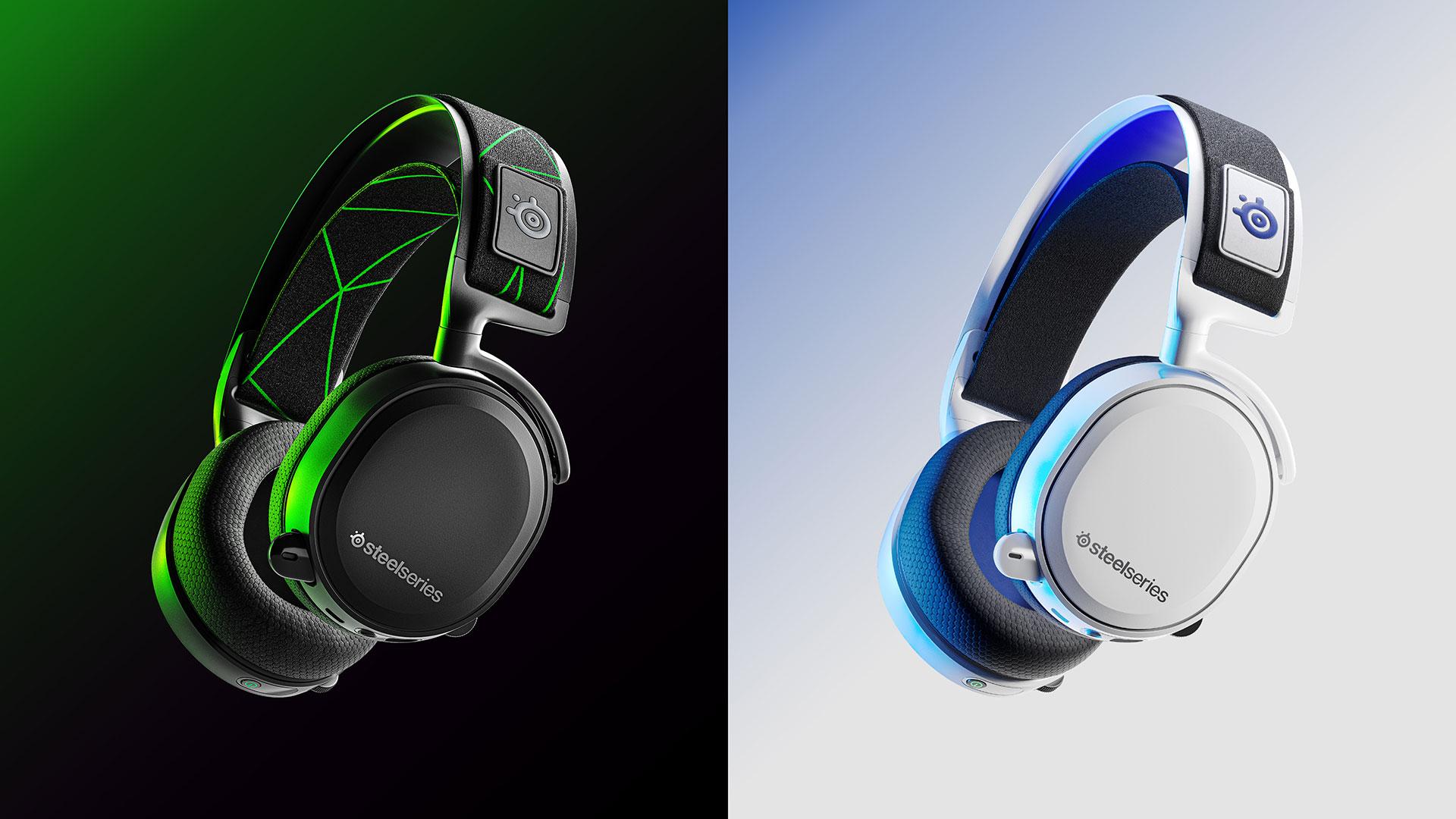 Nové headsety SteelSeries Arctis 7 jsou připraveny na PS5 a Xbox Series X
