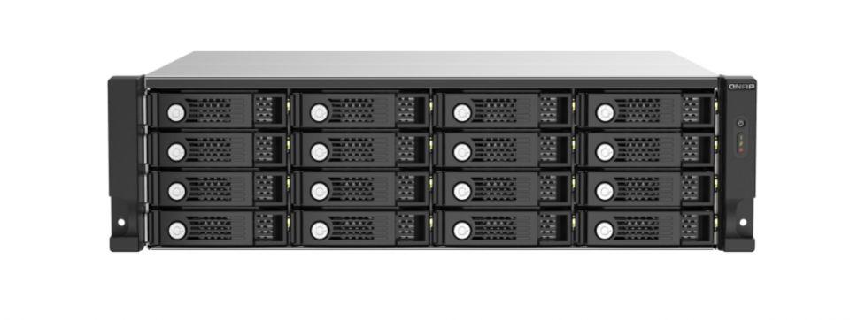 V prodeji budou výkonné úložné jednotky QNAP TL SAS