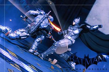 Zklamal jsi nás, Batmane – Arkhamu Origins chybí příběh
