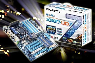 Gigabyte X58A-UD7 — hýčkejte náležitě svůj Nehalem