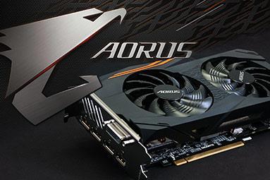 Gigabyte Aorus RX 570: za nejlepším poměrem cena/výkon