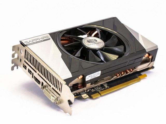 Předchozí model R9 285 ITX Compact s GPU Tonga