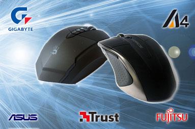 Test bezdrátových myší do 1000 Kč: Co vybrat na hraní