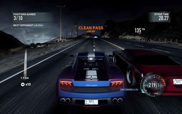 Need for Speed: The Run — arkáda ve slušivém kabátku