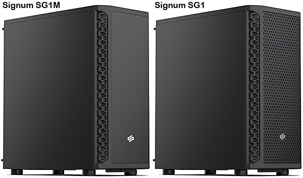 Skříně SilentiumPC Signum SG1 (SG1M)