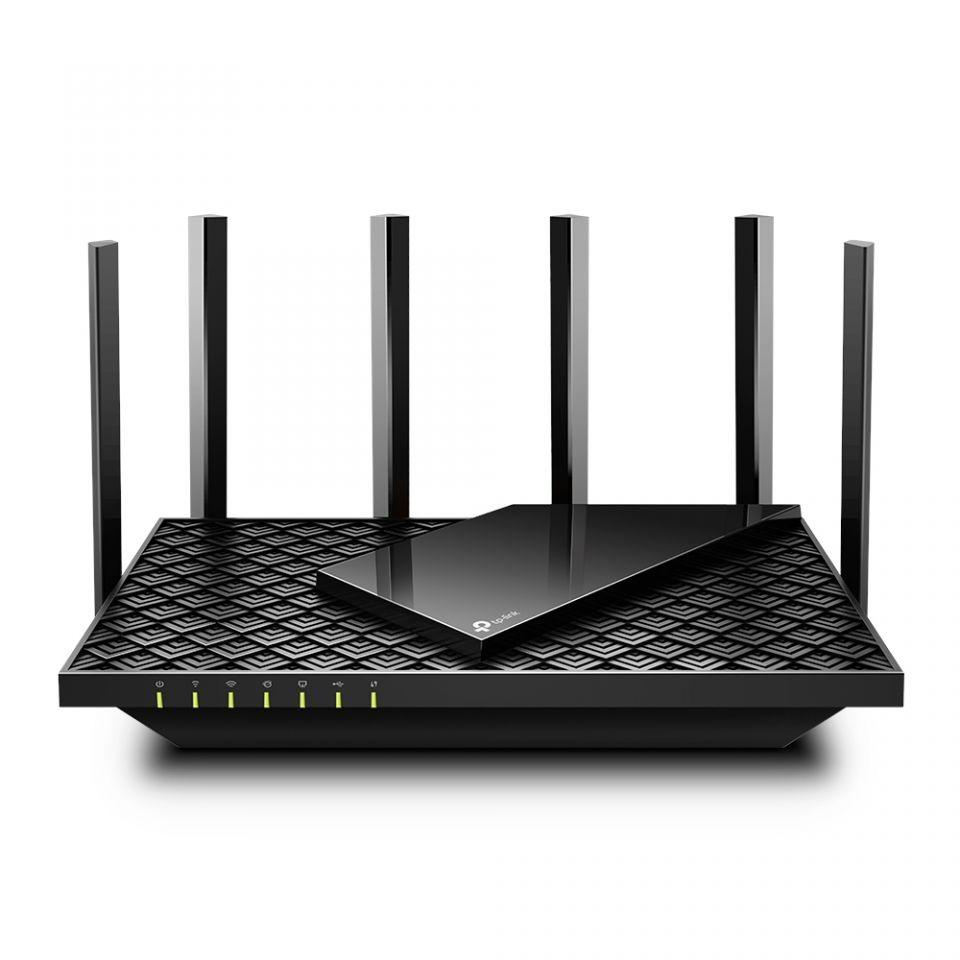 TP-Link AX73 je výkonný Wi-Fi 6 router