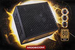 Modecom Volcano 750 gold: mainstream s výbavou highendu