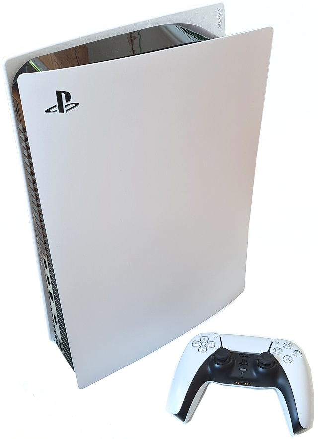 SONY PS5: Druhá Next Gen konzole v testu