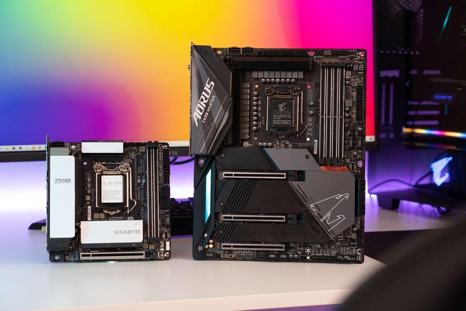 Základní desky od Gigabyte odemknou plný potenciál nových procesorů