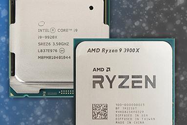 Ryzen 9 3900X proti Core i9-9920X: Souboj dvanácti jader