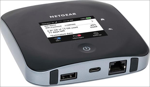Netgear uvádí prémiový mobilní router Nighthawk M2