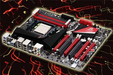 Asus Crosshair IV Extreme – Skutečný luxus pro AMD