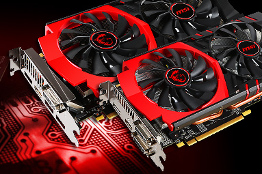 2× MSI: Radeon R7 370 Gaming proti GF GTX 950 Gaming
