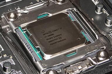 Intel Core i7-6800K: Nejlevnější Broadwell-E v testu