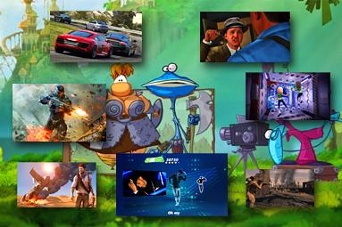 Výběr těch nejlepších her za rok 2011