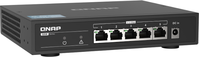 Switch QNAP QSW-1105-5T