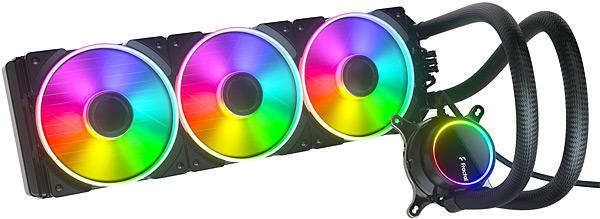 Chladič procesoru Fractal Design Celsius+ S36 Prisma
