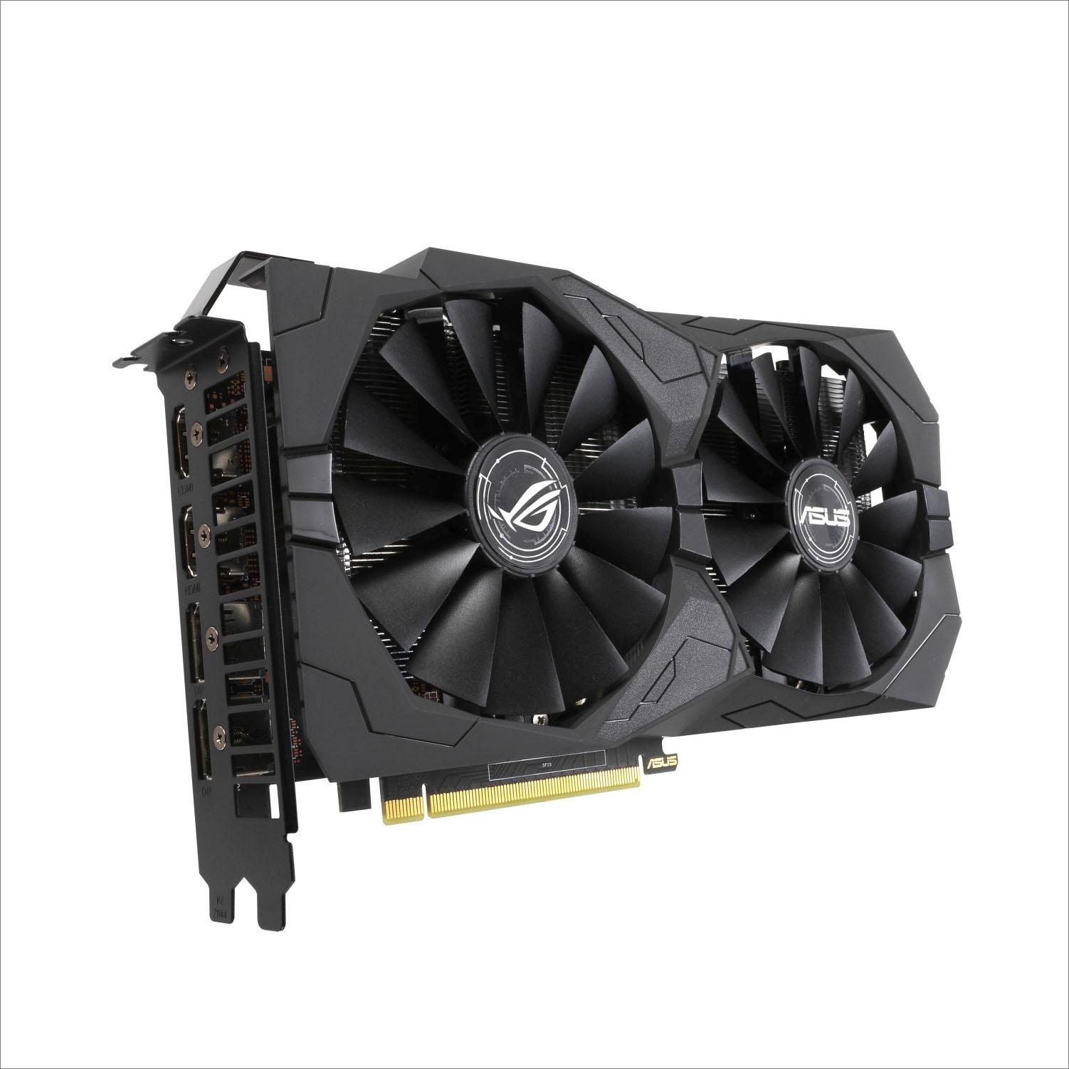 Asus zahájil v ČR prodej grafických karet GeForce GTX 1650 z řad ROG Strix, Dual a Phoenix