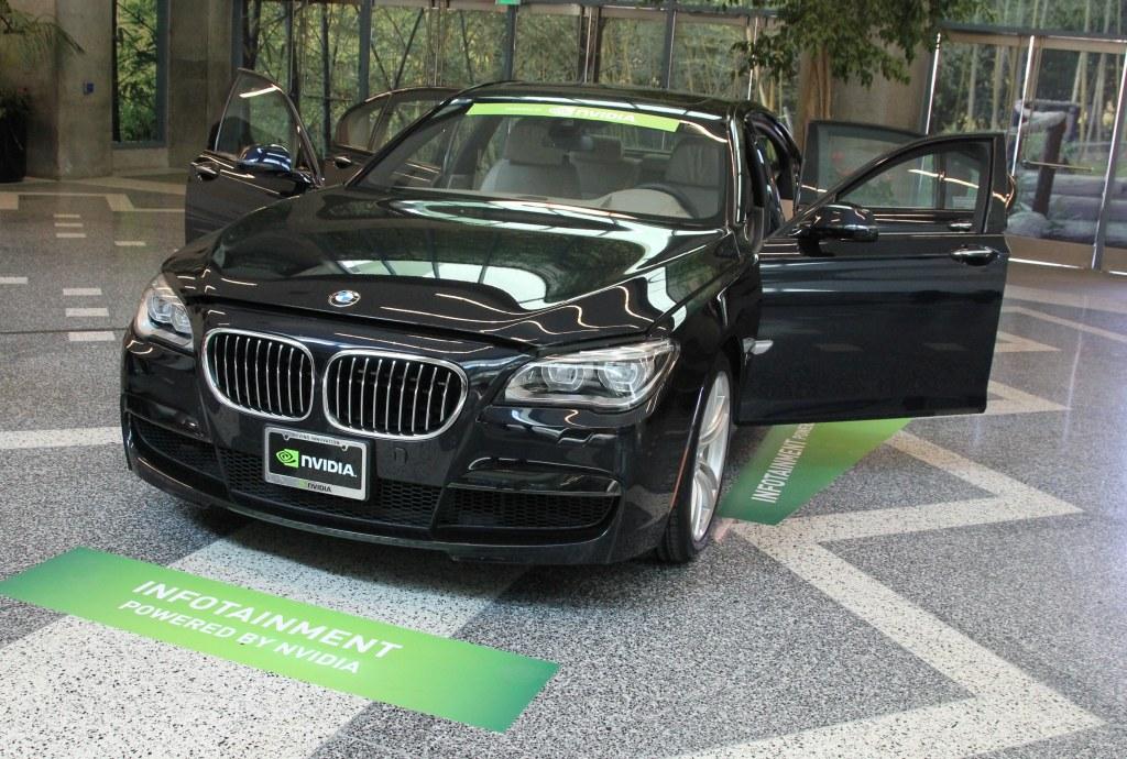 GTC skončilo – TEGRA a automobilový průmysl