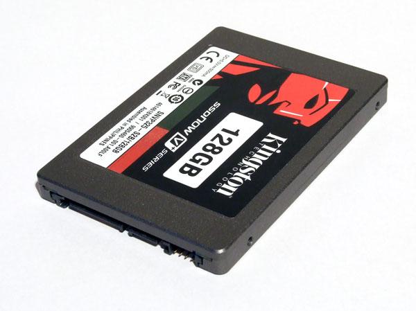 Kingston SSDNow V+ druhé generace — větší a rychlejší