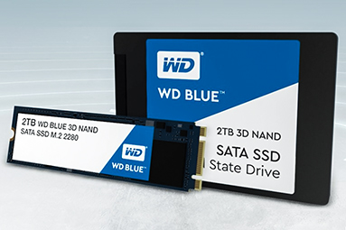 SSD disk WD Blue 1TB – 3D NAND za super cenu