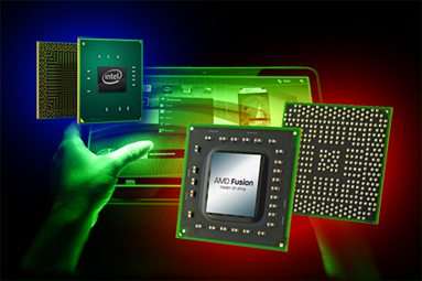 AMD E-350 Zacate proti Intelu Atom D525 s ION 2