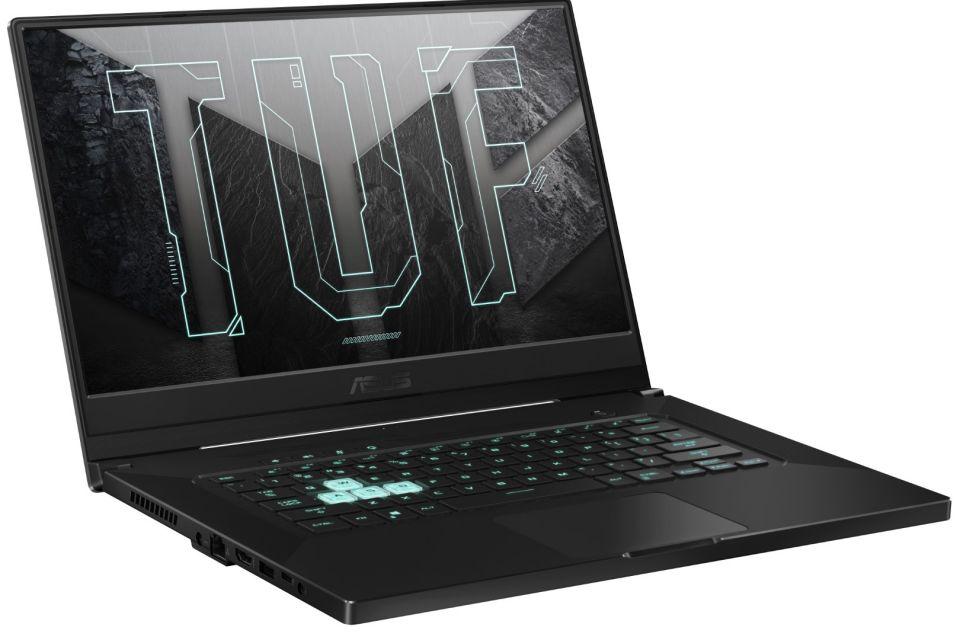 Nové notebooky Asus s procesory Intel TigerLake H