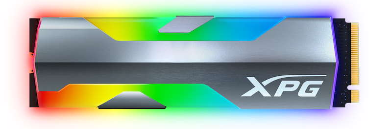 XPG přichází na trh s M.2 2280 SSD Spectrix S20G